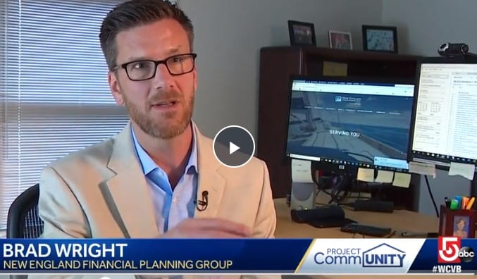 Brad Wright discusses popular savings apps as part of Project CommUNITY on Channel 5 (ABC/Boston)